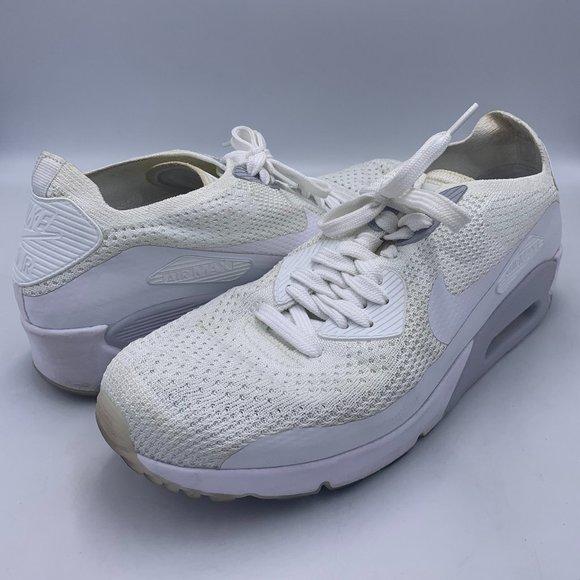 Nike AIR MAX 90 ULTRA 2.0 FLYKNIT Size 11 Sneaker